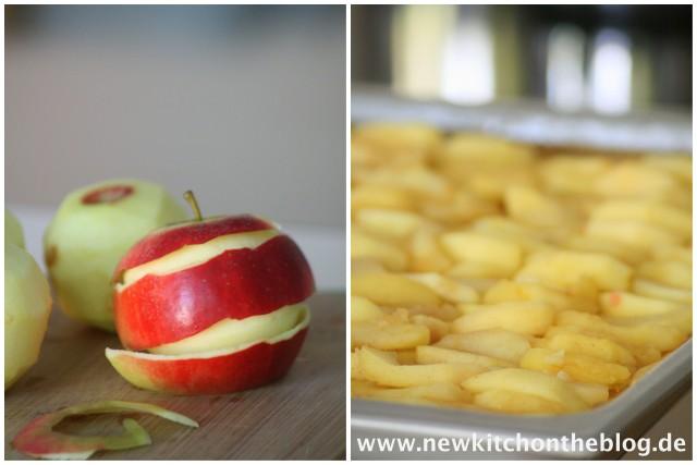 Apfelkuchen mit Zimtstreuseln
