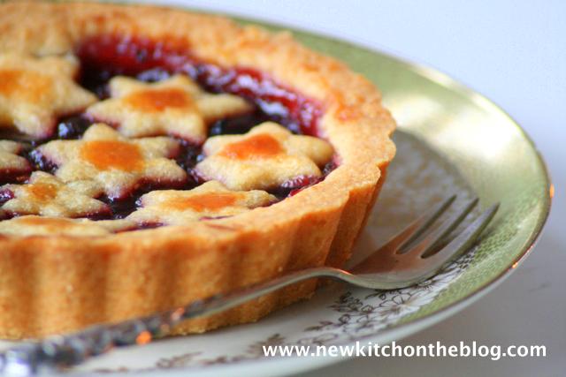 Linzer Tartelettes: Geschenke aus der Küche
