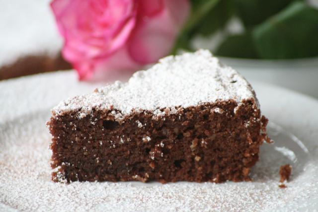 Torta Caprese: Italienischer Mandelkuchen
