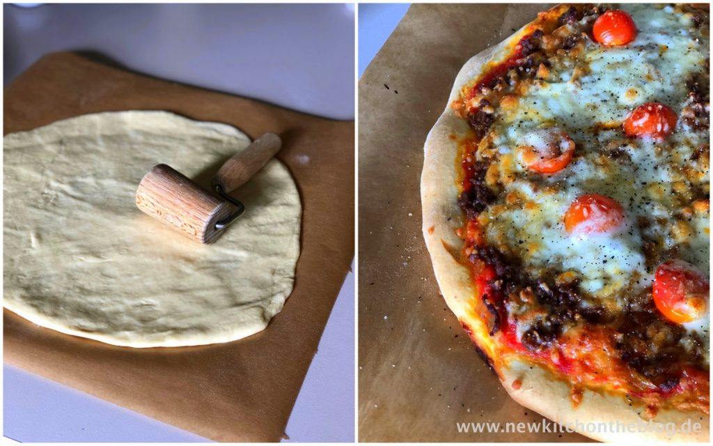 Pizza BBQ-Style